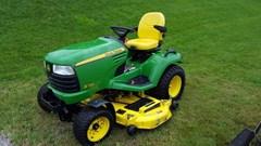 Riding Mower For Sale:  2008 John Deere X720 , 27 HP