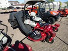Riding Mower For Sale:  2005 Exmark LZ28KC724