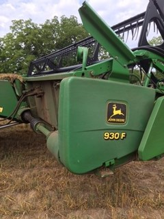 Header-Auger/Flex For Sale 1996 John Deere 920