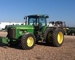 Tractor For Sale: 1995 John Deere 8200, 180 HP