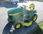 Riding Mower For Sale: 2011 John Deere X500, 24 HP