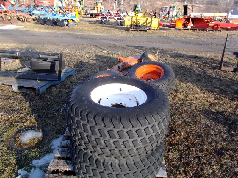 Ford TURF TIRES AND RIMS Misc. Ag For Sale