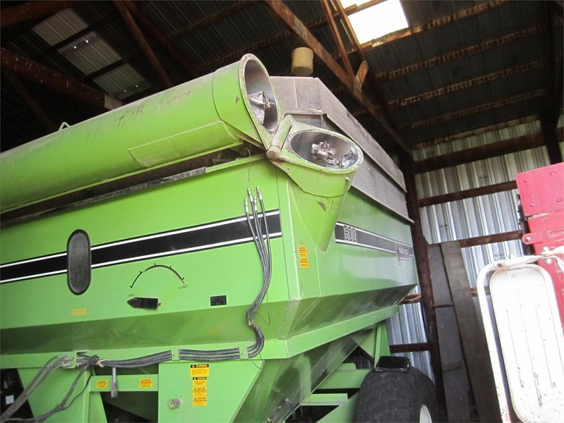 2000 Parker 500 Grain Cart For Sale