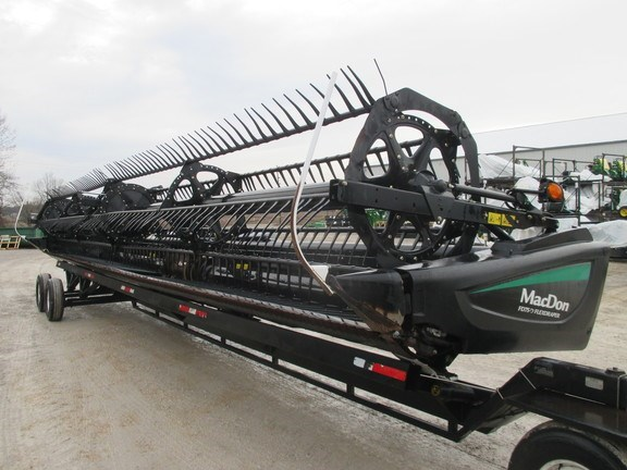 2014 Mac Don FD75-40 Header-Flex/Draper For Sale