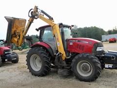 Tractor For Sale:  2010 Case IH 115 Maxxum , 115 HP