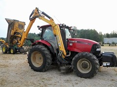 Tractor For Sale:  2009 Case IH MAXXUM 115 , 115 HP