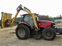 Tractor For Sale:  2008 Case IH MAXXUM 115 , 115 HP