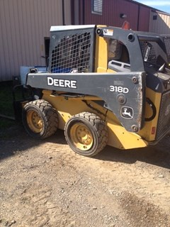 Skid Steer For Sale 2012 John Deere 320D