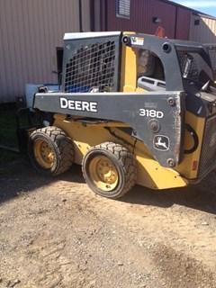 Skid Steer For Sale 2012 John Deere 320D