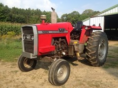 Tractor For Sale:  1976 Massey Ferguson 1085 , 82 HP