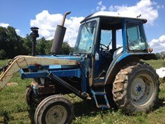Tractor For Sale:  1984 Ford 6610 , 80 HP