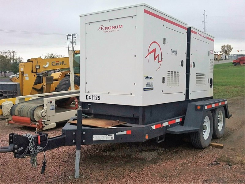 2014 Magnum 186 KW Generator & Power Unit For Sale