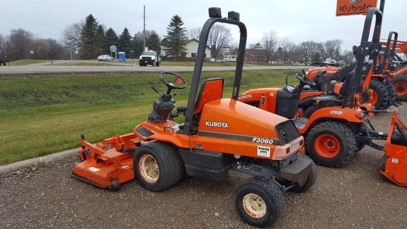 Kubota F3060 Riding Mower For Sale