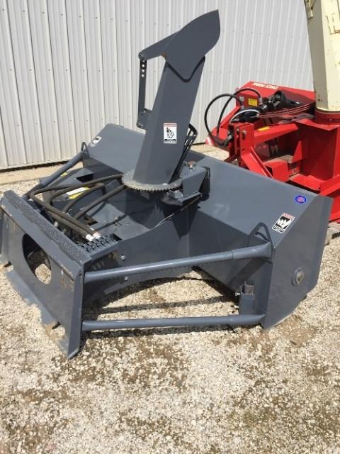 2013 Loftness 841D3 Snow Blower For Sale