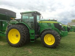 Tractor For Sale 2014 John Deere 6170R , 170 HP