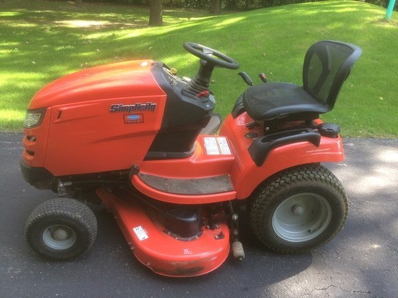 2013 Simplicity Broadmoor 2650 Riding Mower For Sale