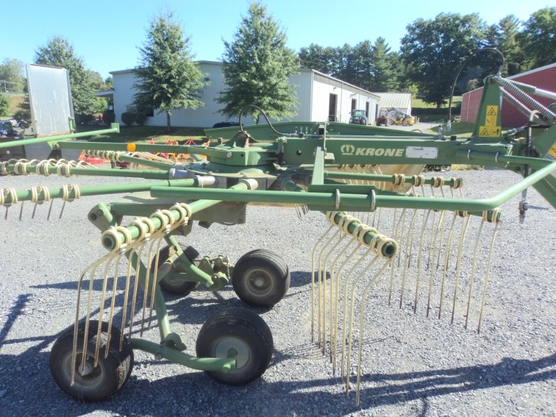 2010 Krone SW38T Hay Rake-Rotary For Sale