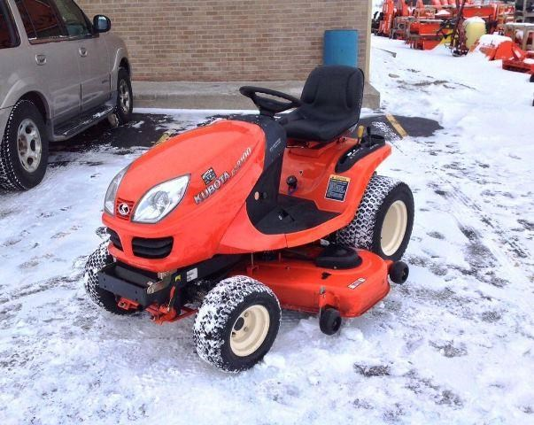 2006 Kubota GR2100-54 Riding Mower For Sale
