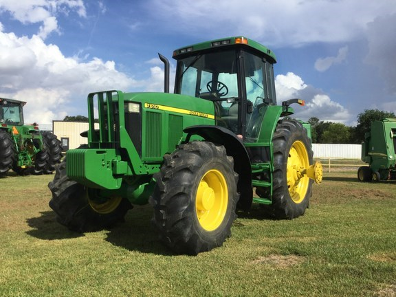 2001 John Deere 7610 Tractor For Sale