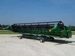 Header-Auger/Flex For Sale 2010 John Deere 630F-