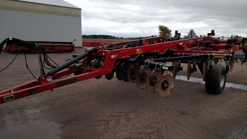 2010 Case IH 870 14' Sub Soiler For Sale