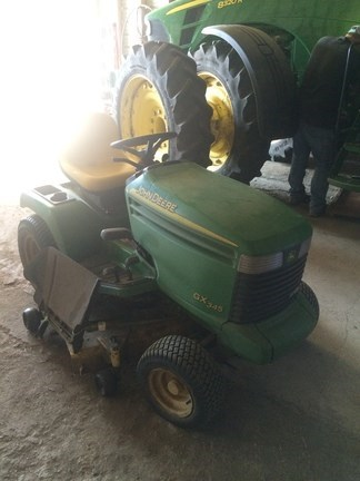 2003 John Deere 345 Riding Mower For Sale