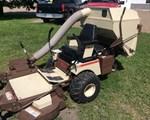 Riding Mower For Sale: 2002 Grasshopper 618, 18 HP