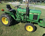 Tractor For Sale:  John Deere 650, 17 HP