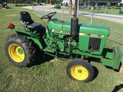 Tractor For Sale:   John Deere 650 , 17 HP