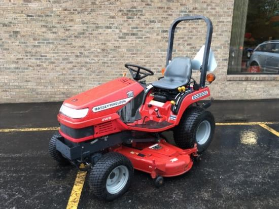 2003 Massey Ferguson GC2300 Riding Mower For Sale