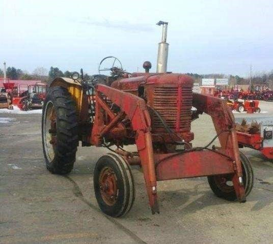 1944 Farmall M Tractor For Sale