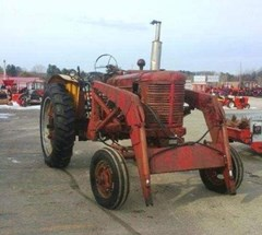 Tractor For Sale:  1944 Farmall M , 38 HP