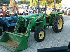 Tractor For Sale 2005 John Deere 5103 2WD LDR , 38 HP