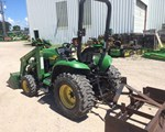 Tractor For Sale: 2001 John Deere 4200, 26 HP
