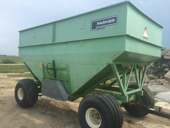 Parker 5500 Gravity Box For Sale