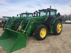 Tractor For Sale:  2015 John Deere 6150R , 150 HP