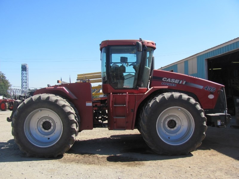 2008 Case IH Steiger 435 Tractor For Sale