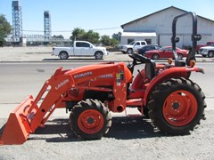 Tractor - Compact For Sale:  2016 Kubota L2501HST , 24 HP