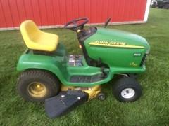 Riding Mower For Sale 1998 John Deere LT155 , 15 HP