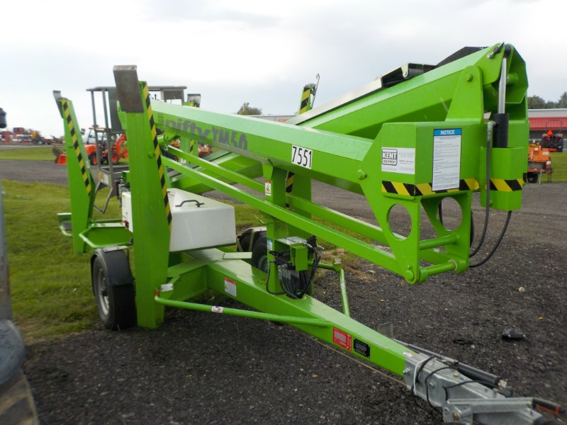 2014 Other TM50HGE Boom Lift-Articulating