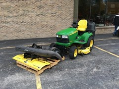 Riding Mower For Sale:  2003 John Deere X585