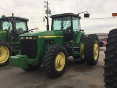 Tractor For Sale 1997 John Deere 8400 , 225 HP