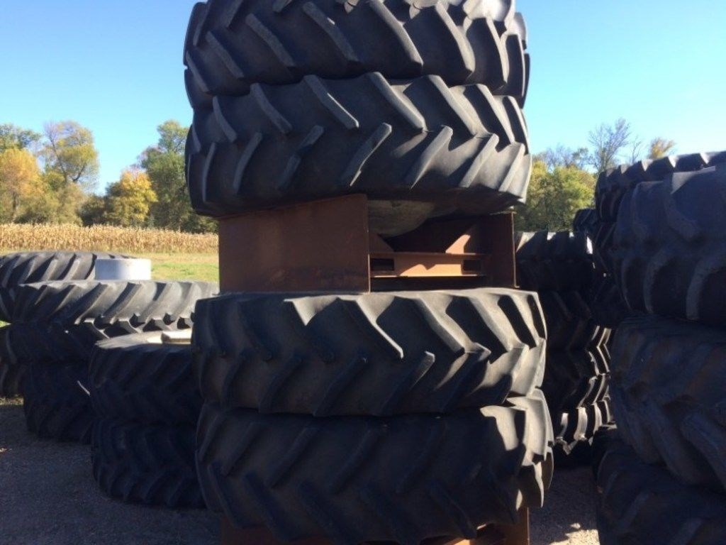 Goodyear 20.8X42 Wheels and Tires For Sale
