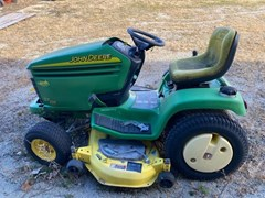 Riding Mower For Sale 2004 John Deere GT235 , 18 HP
