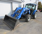 Tractor For Sale: 2015 New Holland T4.75, 75 HP