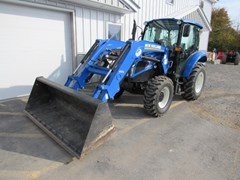 Tractor For Sale:  2015 New Holland T4.75 , 75 HP