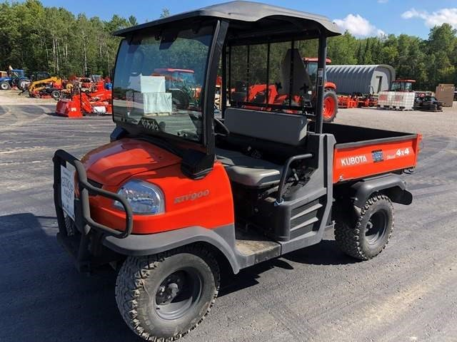 2008 Kubota RTV900W6A Utility Vehicle For Sale