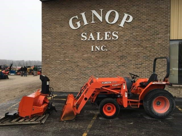 1998 Kubota L2900GST Tractor For Sale