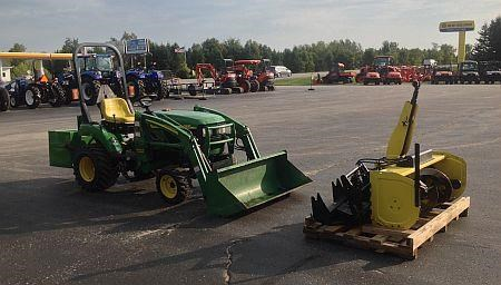 2005 John Deere 2210 Tractor For Sale