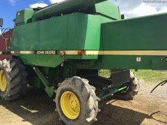 Combine For Sale:  1996 John Deere 9500